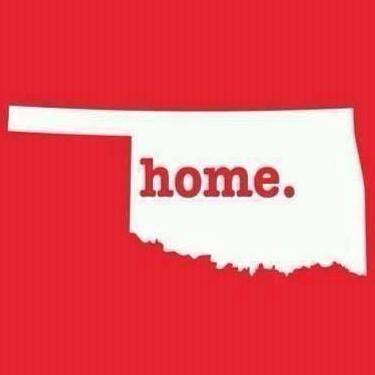 We're Staying in Oklahoma! Even after the tornado..